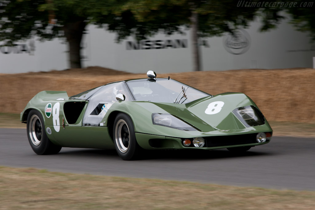 Marcos Mantis XP    - 2010 Goodwood Festival of Speed