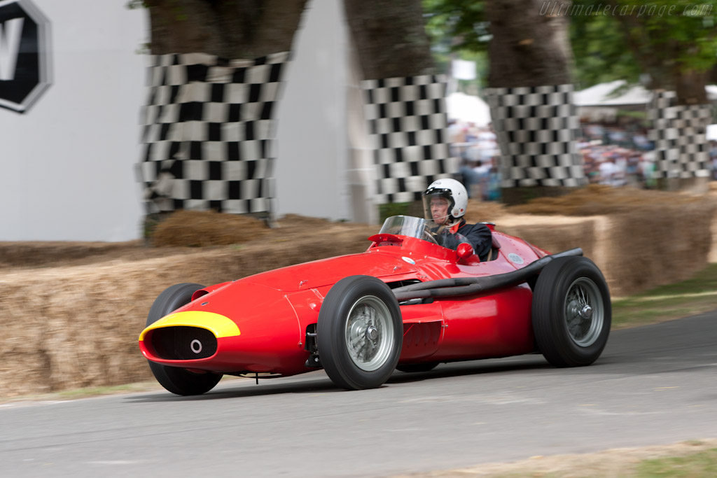 Maserati 250F Lightweight - Chassis: 2529   - 2010 Goodwood Festival of Speed