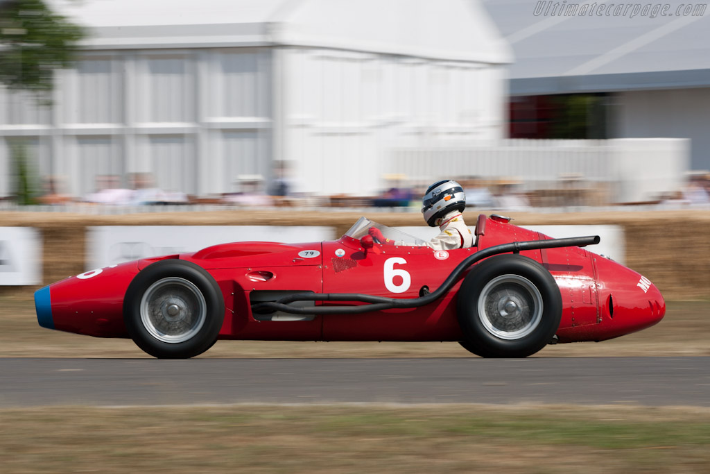 Maserati 250F V12 - Chassis: 2531   - 2010 Goodwood Festival of Speed
