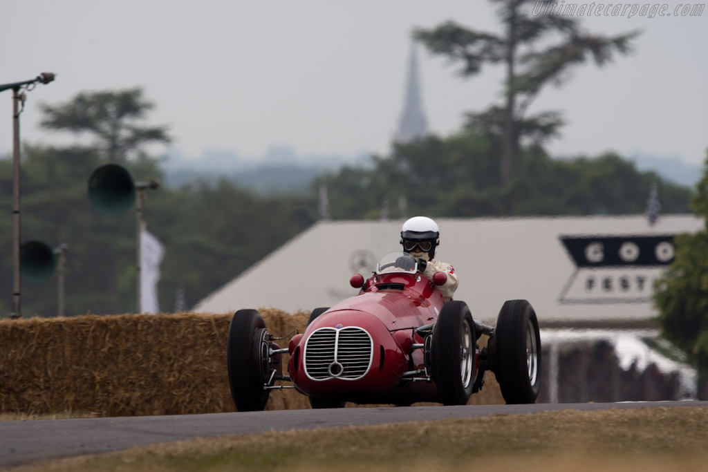 Maserati 4CLT - Chassis: 1604   - 2010 Goodwood Festival of Speed