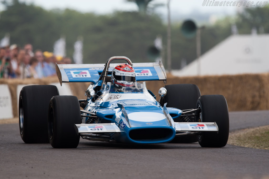 Matra MS80 Cosworth - Chassis: MS80/03   - 2010 Goodwood Festival of Speed