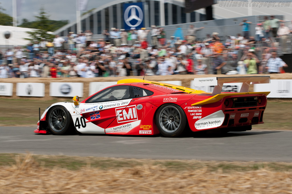 McLaren F1 GTR 'Long Tail' - Chassis: 24R   - 2010 Goodwood Festival of Speed