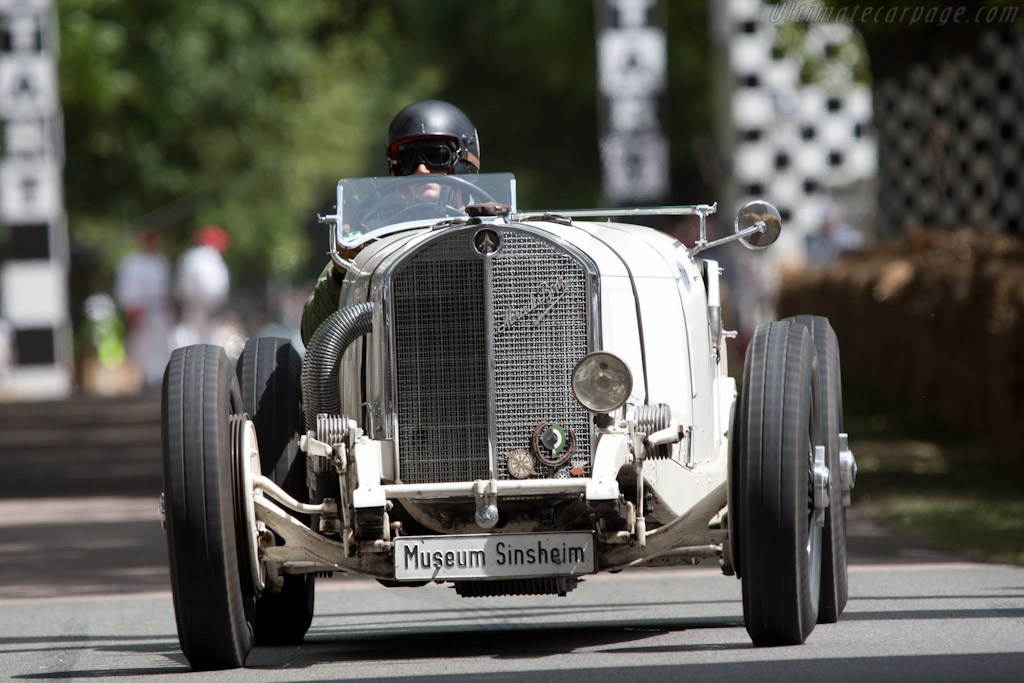Mercedes-Benz 710 SSK    - 2010 Goodwood Festival of Speed