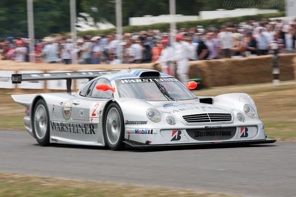 Mercedes-Benz CLK LM    - 2010 Goodwood Festival of Speed