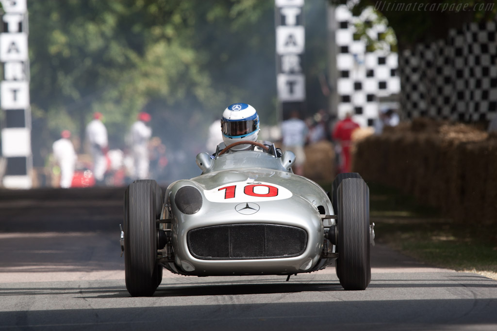 Mercedes-Benz W196    - 2010 Goodwood Festival of Speed