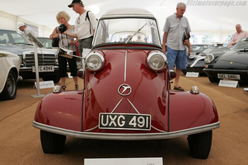 Messerschmitt KR200 - Chassis: 67474   - 2010 Goodwood Festival of Speed