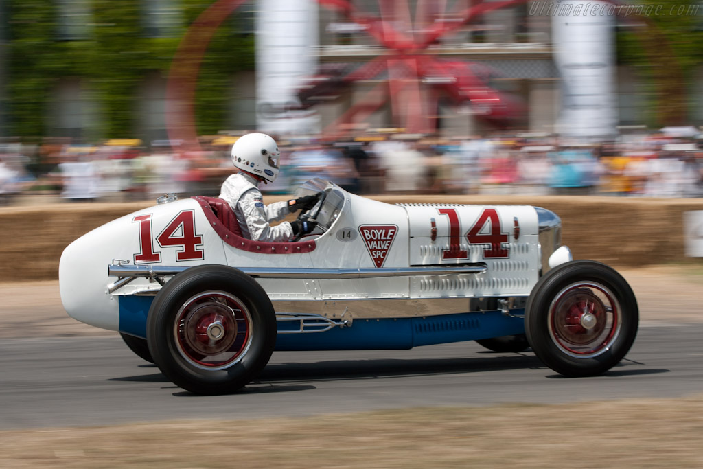 Miller Boyle Valve Special    - 2010 Goodwood Festival of Speed
