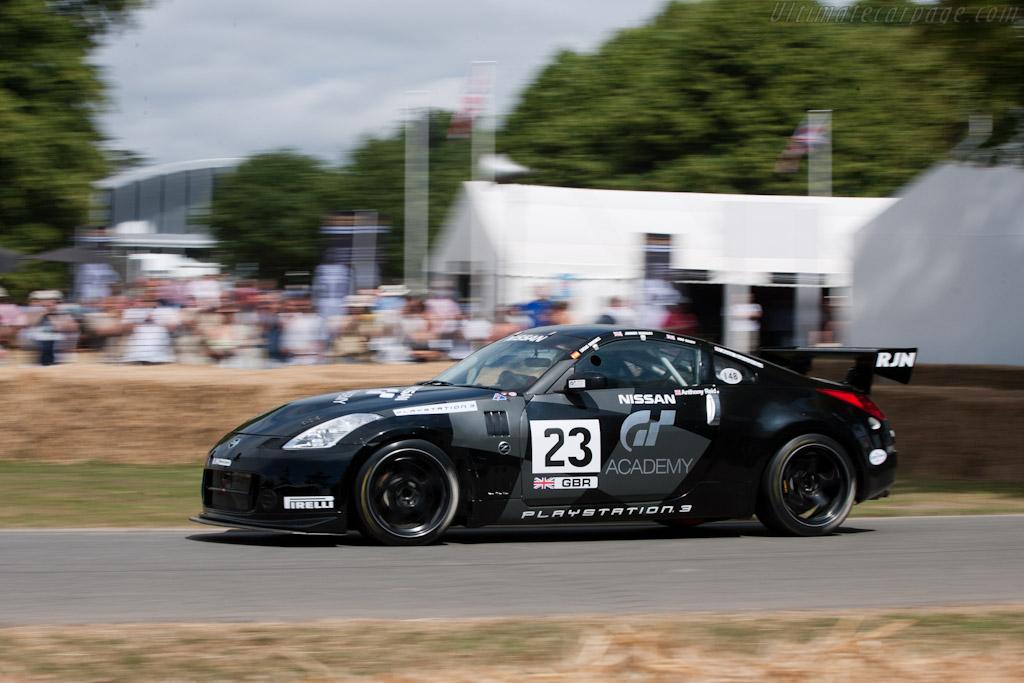 Nissan 370Z GT2    - 2010 Goodwood Festival of Speed