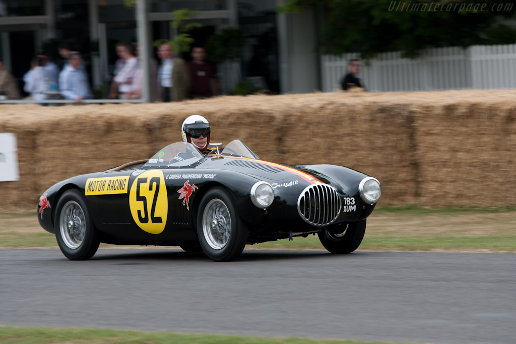 OSCA MT4 - Chassis: 1142   - 2010 Goodwood Festival of Speed