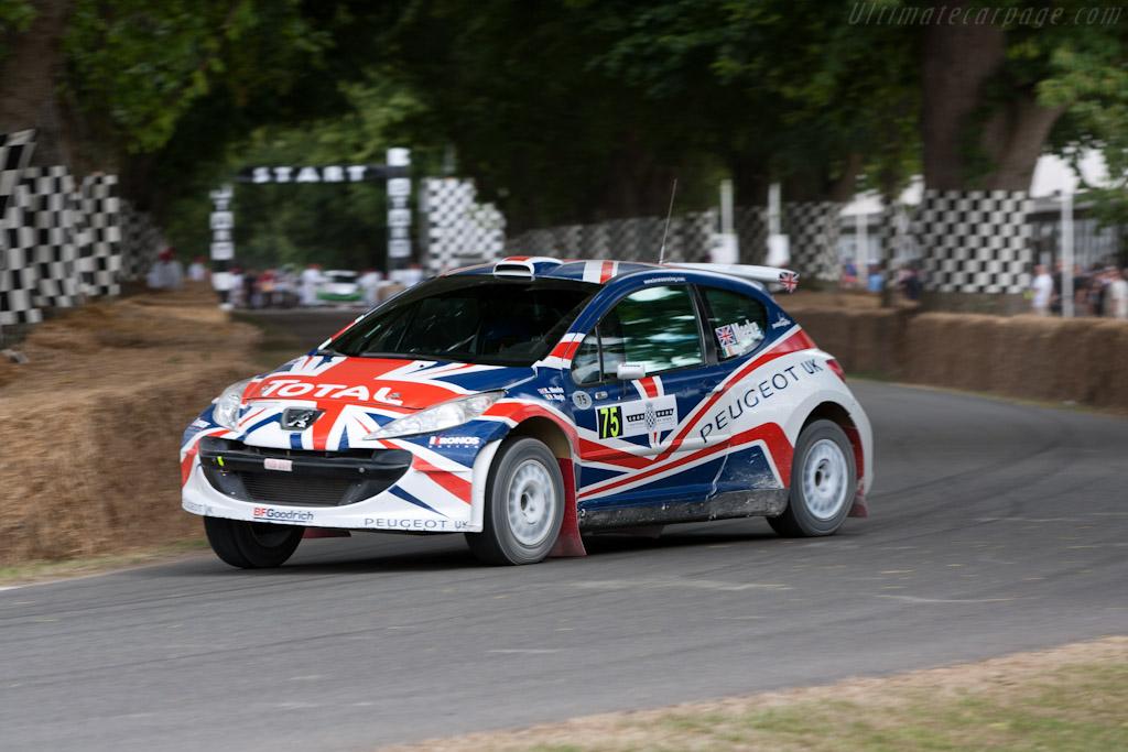 Peugeot 207 S2000    - 2010 Goodwood Festival of Speed