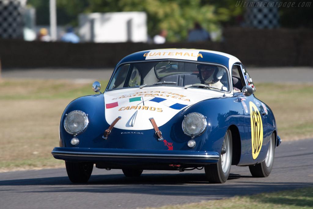 Porsche 356    - 2010 Goodwood Festival of Speed
