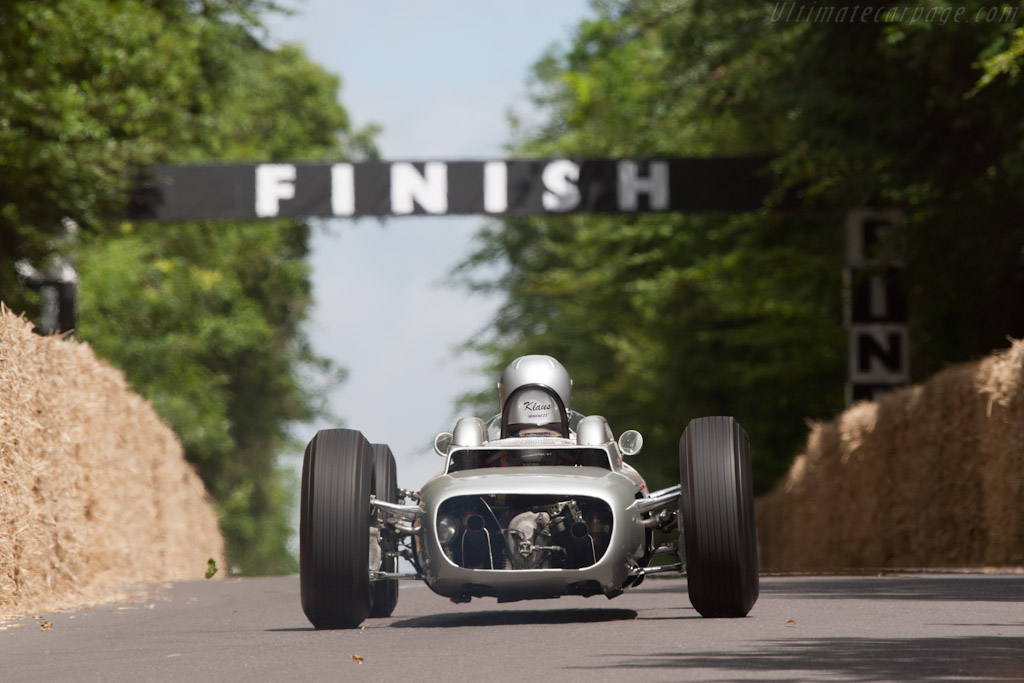 Porsche 804 F1 - Chassis: 804-01   - 2010 Goodwood Festival of Speed