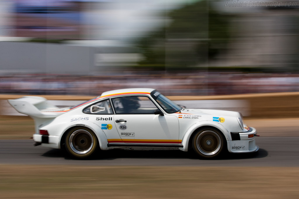 Porsche 934/5    - 2010 Goodwood Festival of Speed