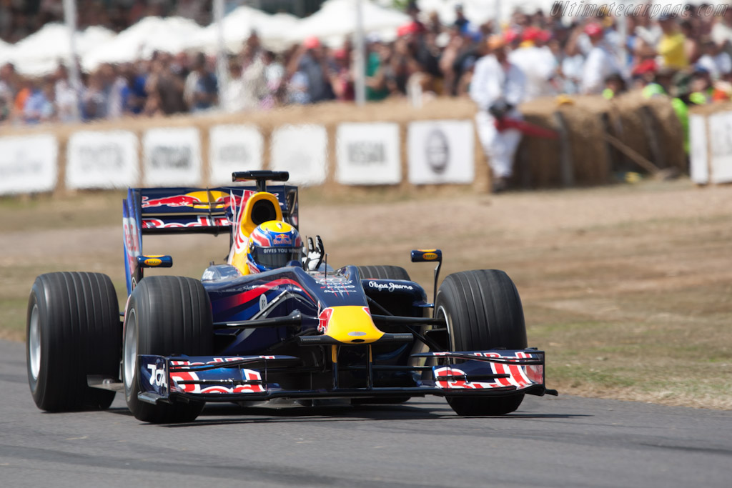 Red Bull RB1 Cosworth    - 2010 Goodwood Festival of Speed