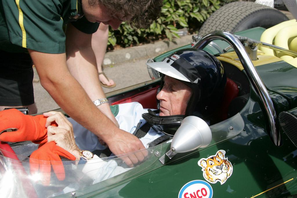 Sir Jackie Stewart    - 2010 Goodwood Festival of Speed
