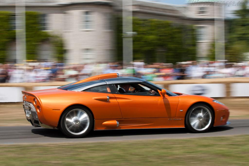 Spyker C8 Aileron    - 2010 Goodwood Festival of Speed