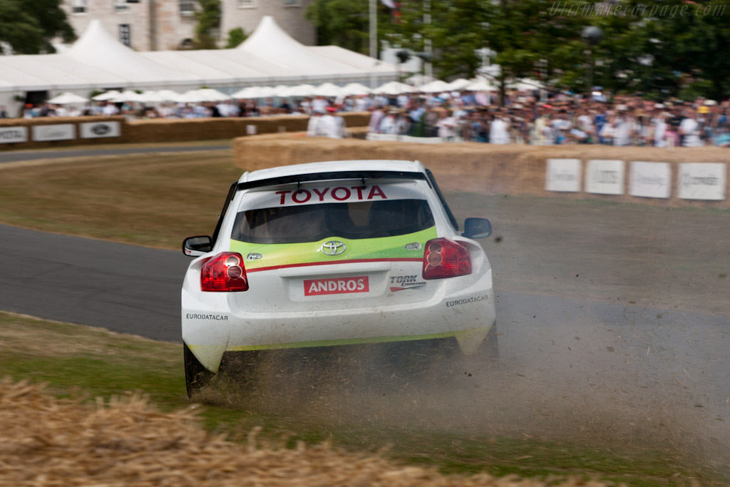 Toyota Auris Andros Trophee    - 2010 Goodwood Festival of Speed