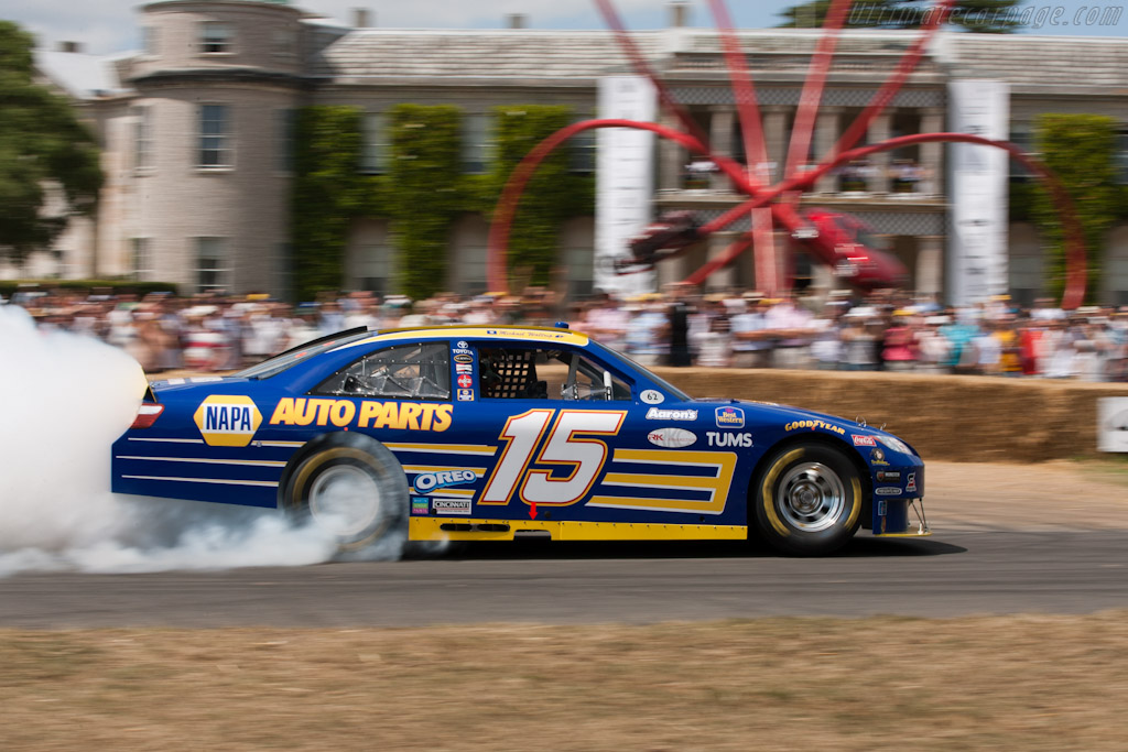 Toyota Camry NASCAR    - 2010 Goodwood Festival of Speed