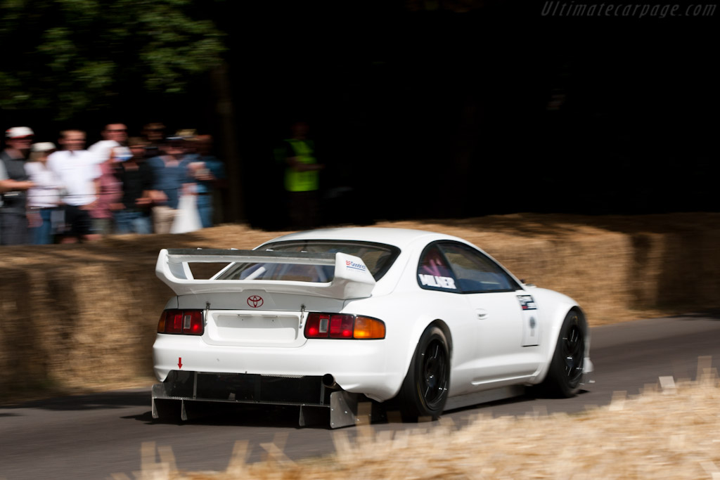 Toyota Celica Sprint    - 2010 Goodwood Festival of Speed