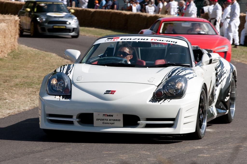 Toyota MR Sport Hybrid    - 2010 Goodwood Festival of Speed