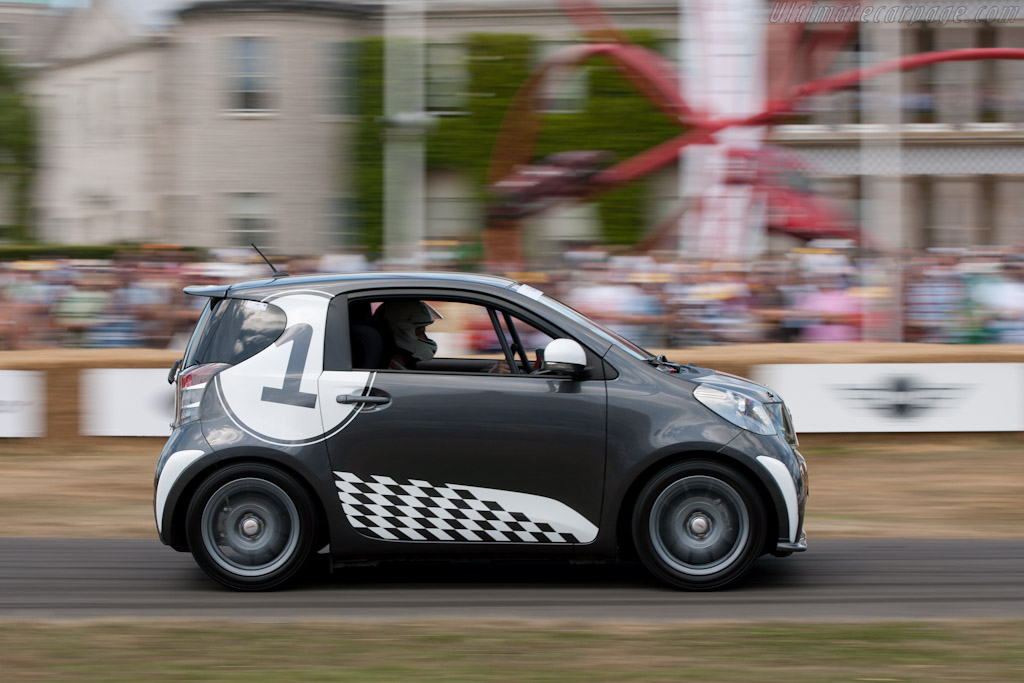Toyota iQ Supercharger    - 2010 Goodwood Festival of Speed