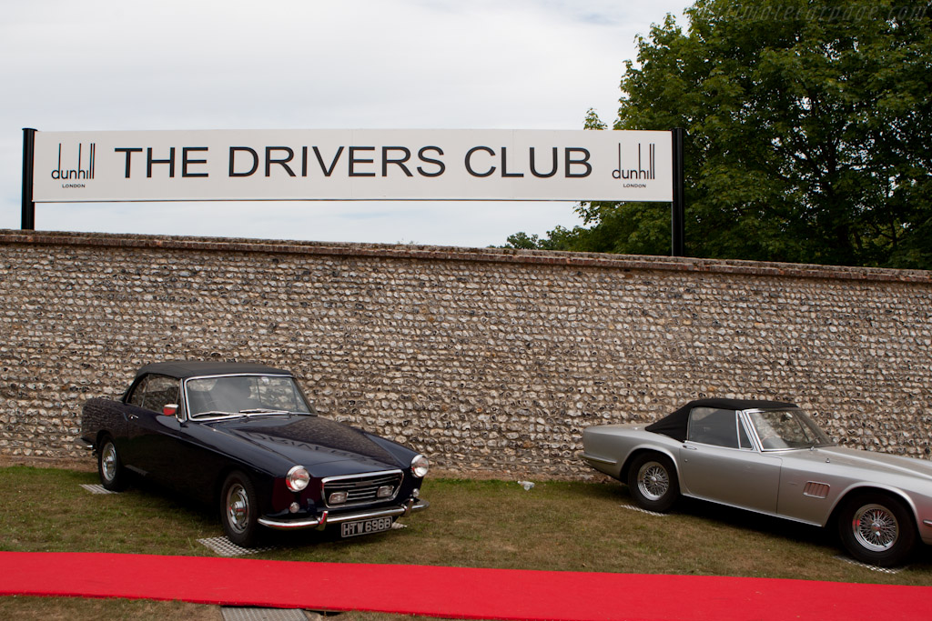 Welcome to Goodwood    - 2010 Goodwood Festival of Speed