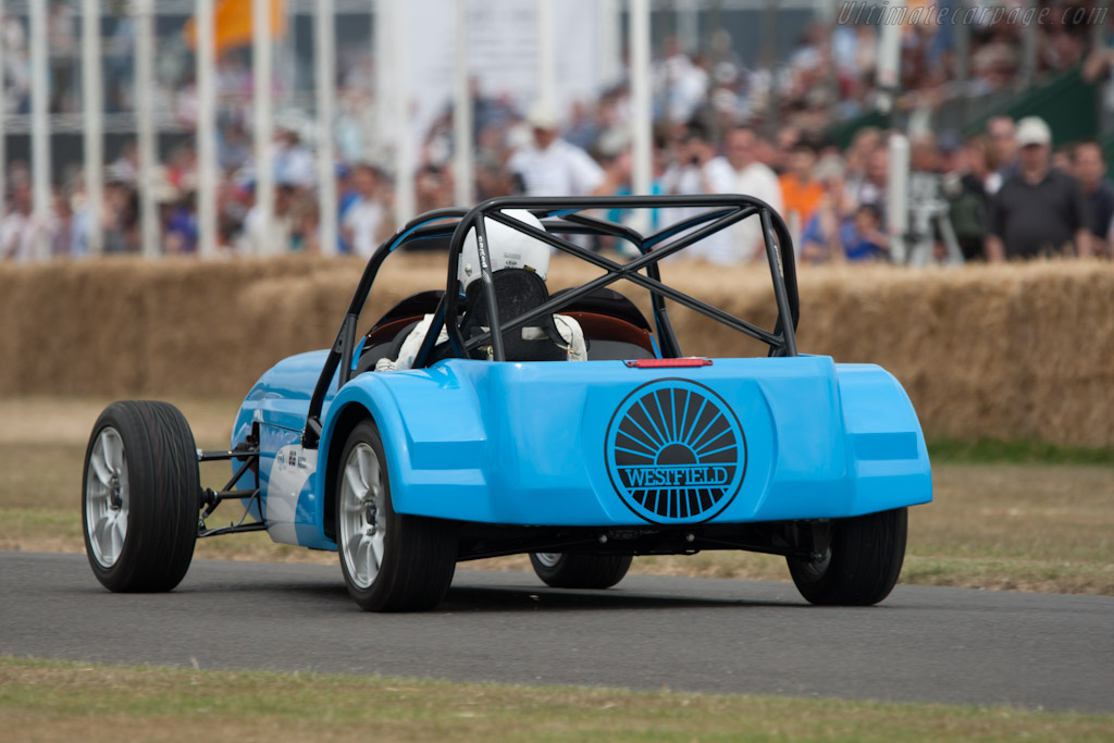 Westfield WorldFirst Hybrid    - 2010 Goodwood Festival of Speed