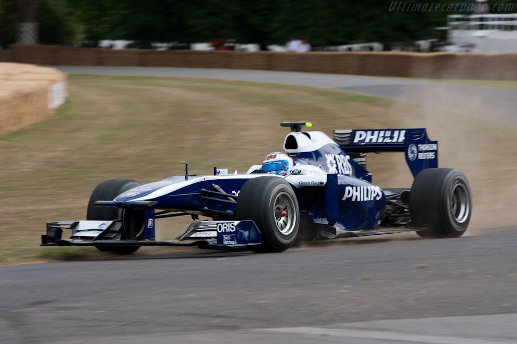 Williams FW32 Cosworth    - 2010 Goodwood Festival of Speed