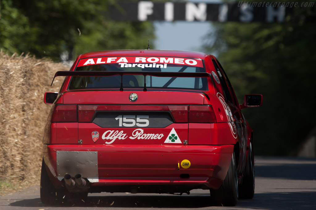 Alfa Romeo 155 TS    - 2011 Goodwood Festival of Speed