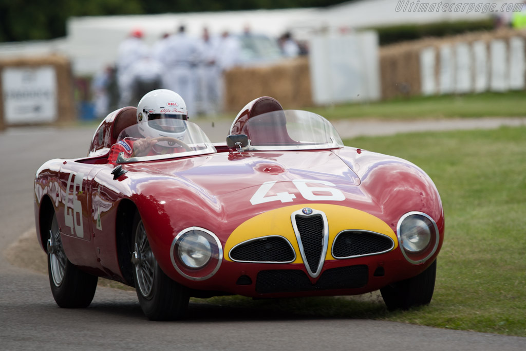 Alfa Romeo 3000 CM - Chassis: 1361.00127   - 2011 Goodwood Festival of Speed