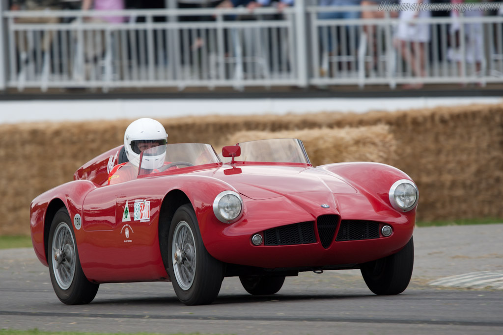 Alfa Romeo 750 Competizione - Chassis: AR.1369.00003  - 2011 Goodwood Festival of Speed