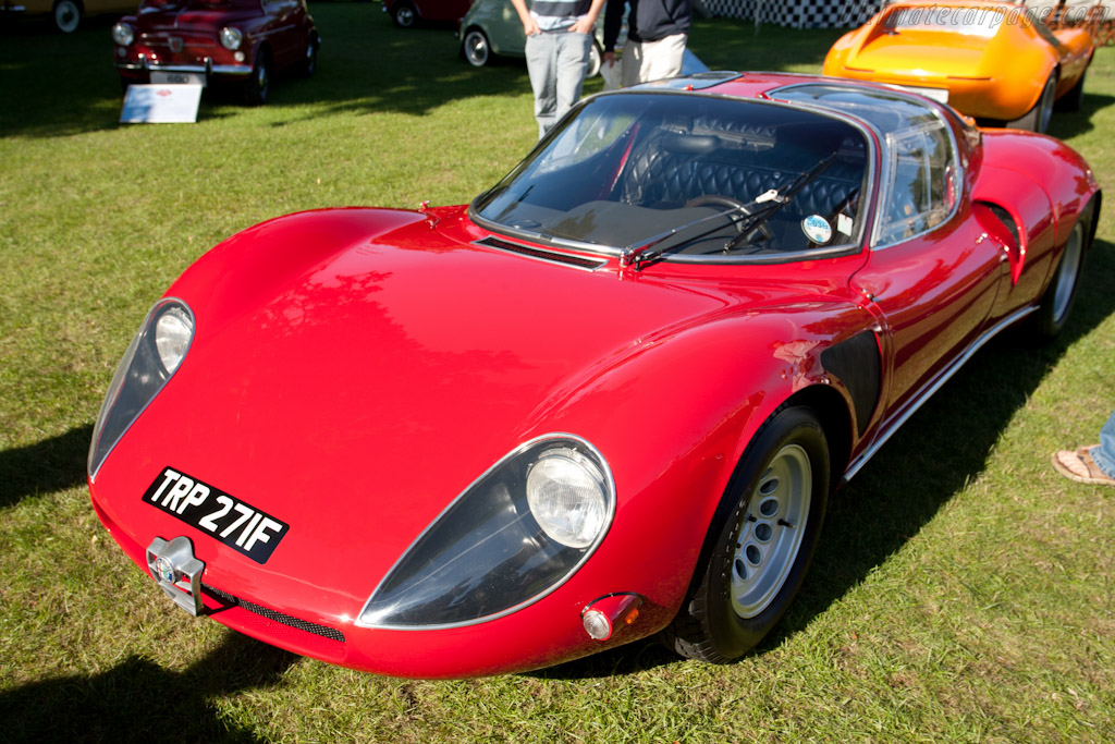 Alfa Romeo Tipo 33 Stradale    - 2011 Goodwood Festival of Speed
