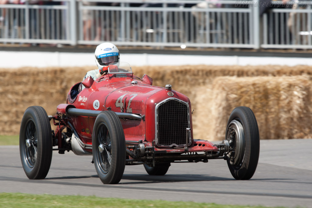 Alfa Romeo Tipo B - Chassis: 50007   - 2011 Goodwood Festival of Speed