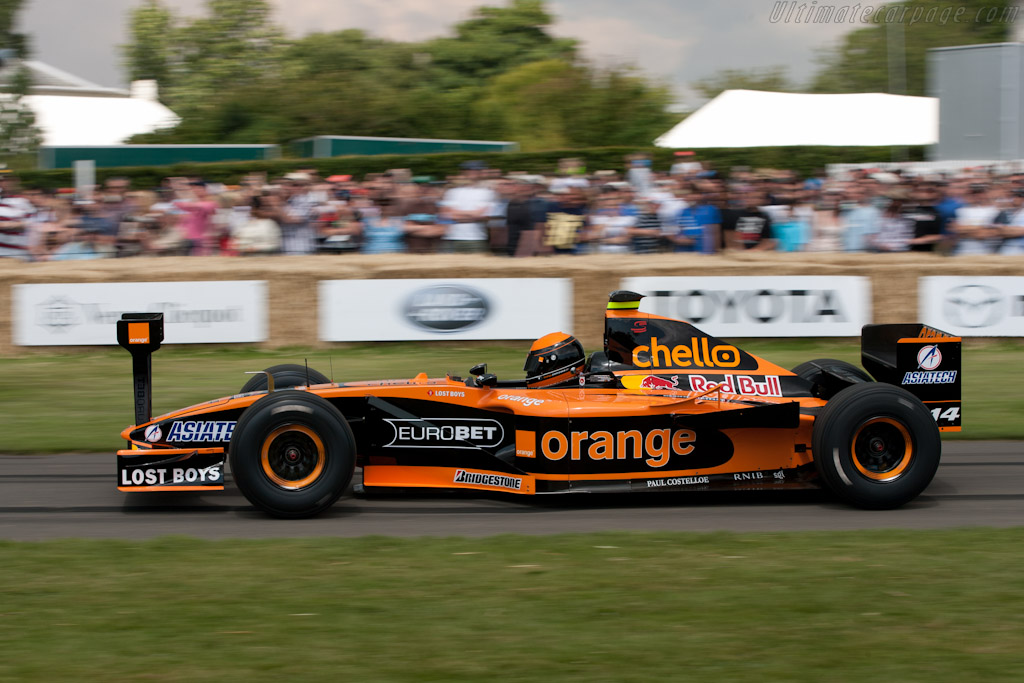 Arrows A22 Asiatech - Chassis: A22-06   - 2011 Goodwood Festival of Speed