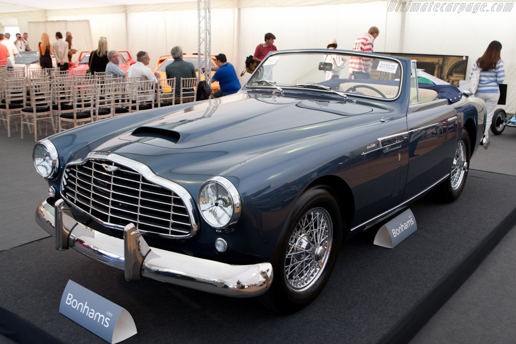 Aston Martin DB2/4 Bertone Cabriolet - Chassis: LML/506   - 2011 Goodwood Festival of Speed