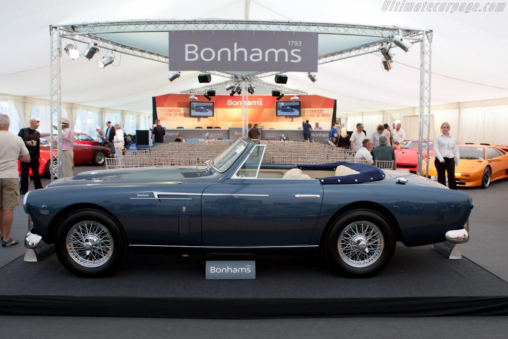 Aston Martin DB2/4 Bertone Cabriolet - Chassis: LML/506   - 2011 Goodwood Festival of Speed