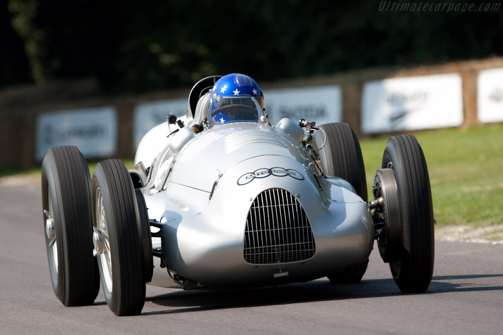 Auto Union Type D - Chassis: 017R   - 2011 Goodwood Festival of Speed