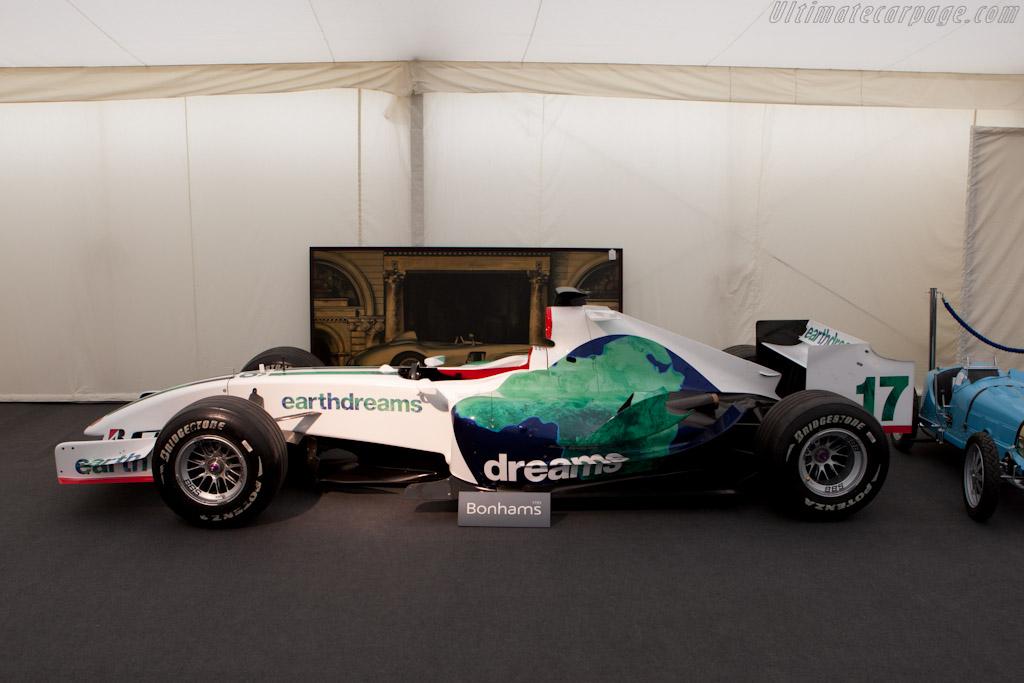 BAR 007 Honda    - 2011 Goodwood Festival of Speed