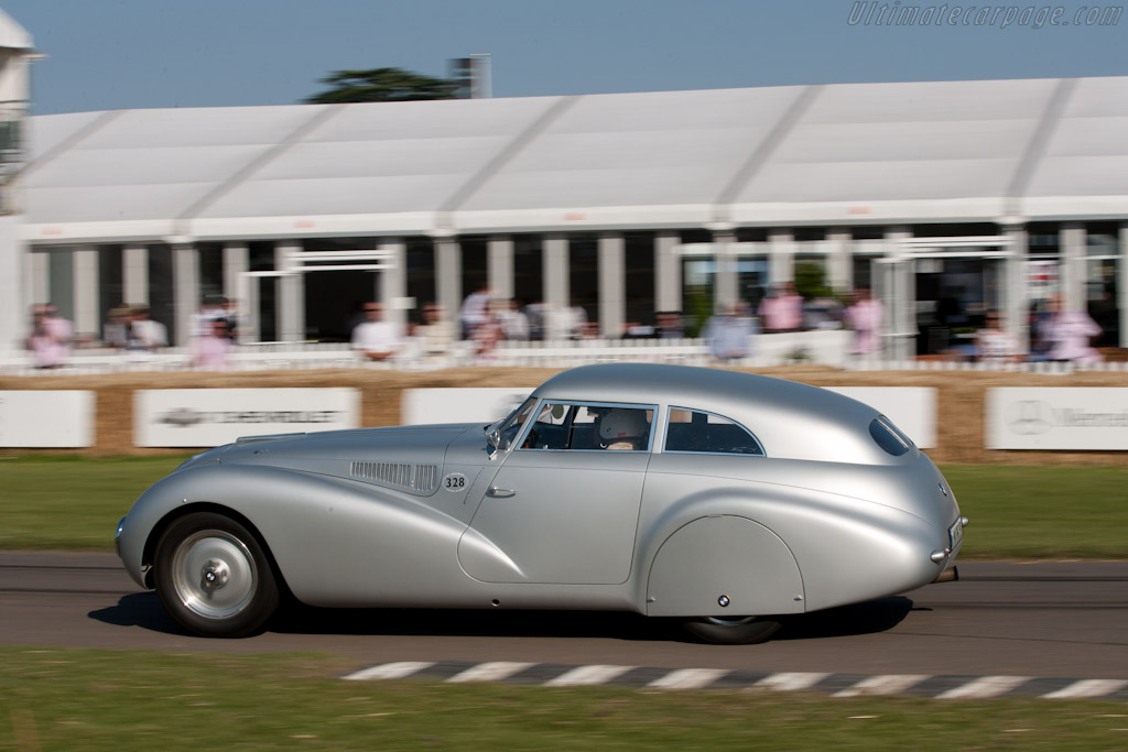 BMW 328 MM Kamm Coupe    - 2011 Goodwood Festival of Speed