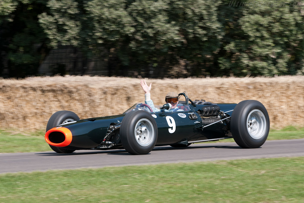 BRM P261    - 2011 Goodwood Festival of Speed