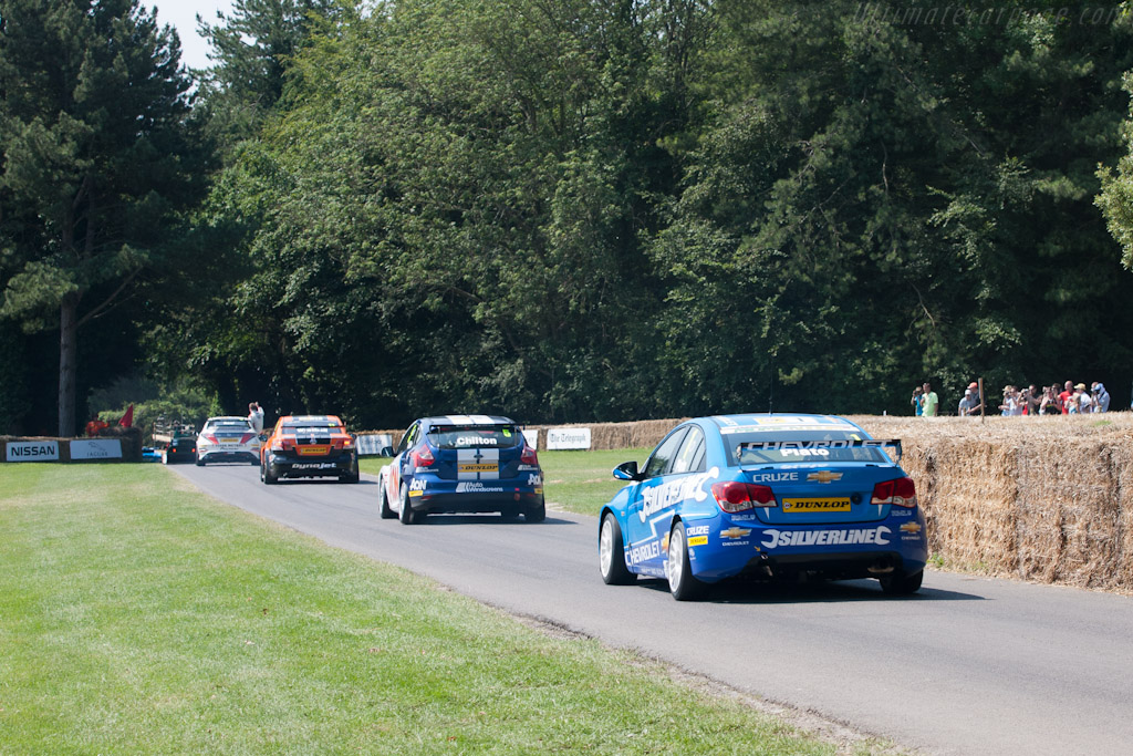 BTCC Cars    - 2011 Goodwood Festival of Speed