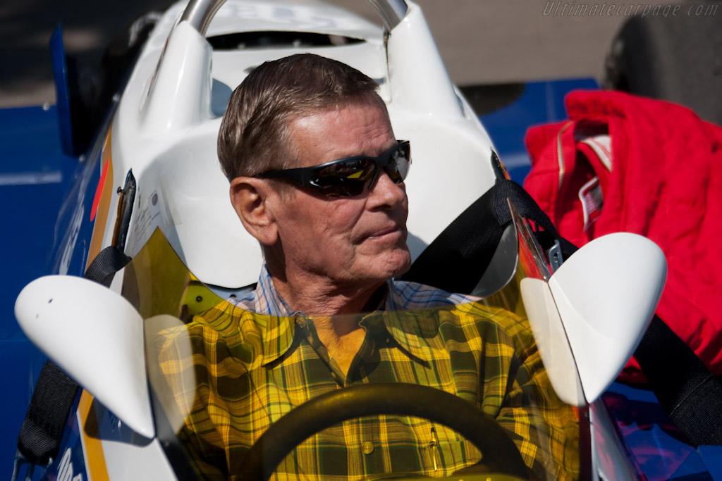 Bobby Unser   - 2011 Goodwood Festival of Speed