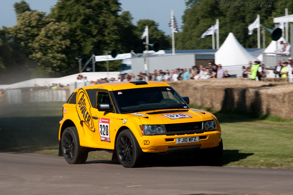 Bowler Wildcat    - 2011 Goodwood Festival of Speed