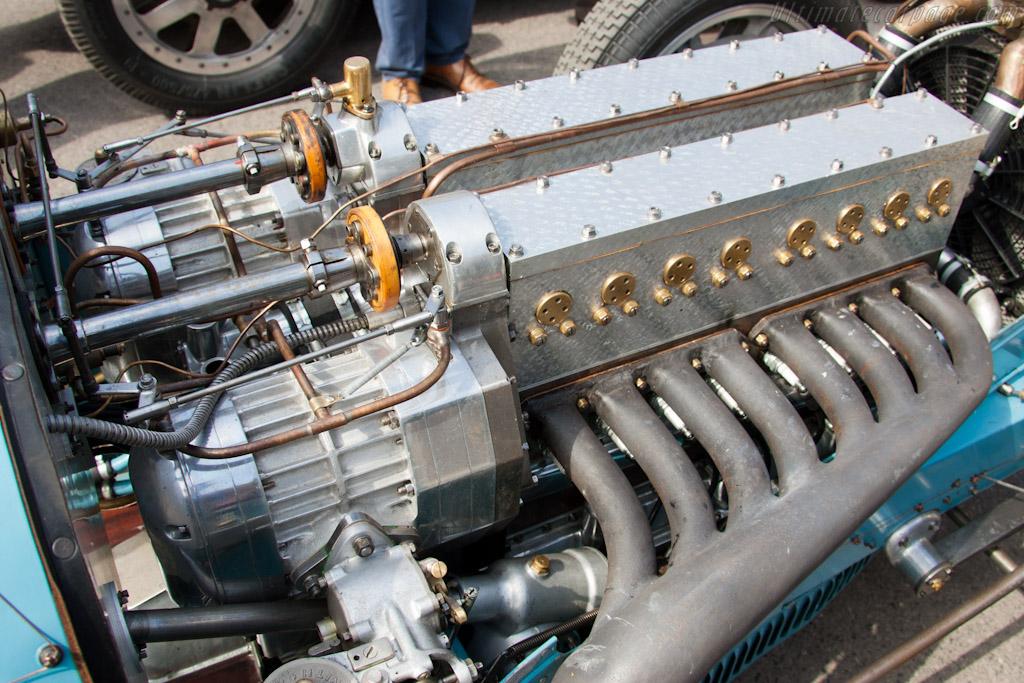 Bugatti Type 45   - 2011 Goodwood Festival of Speed