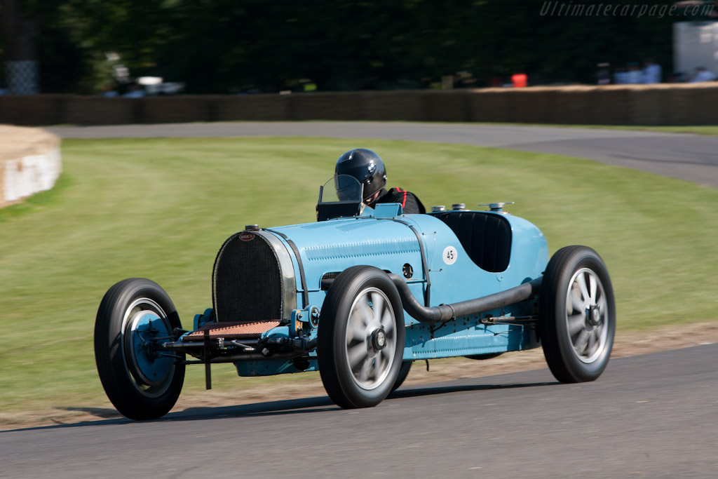 Bugatti Type 45    - 2011 Goodwood Festival of Speed