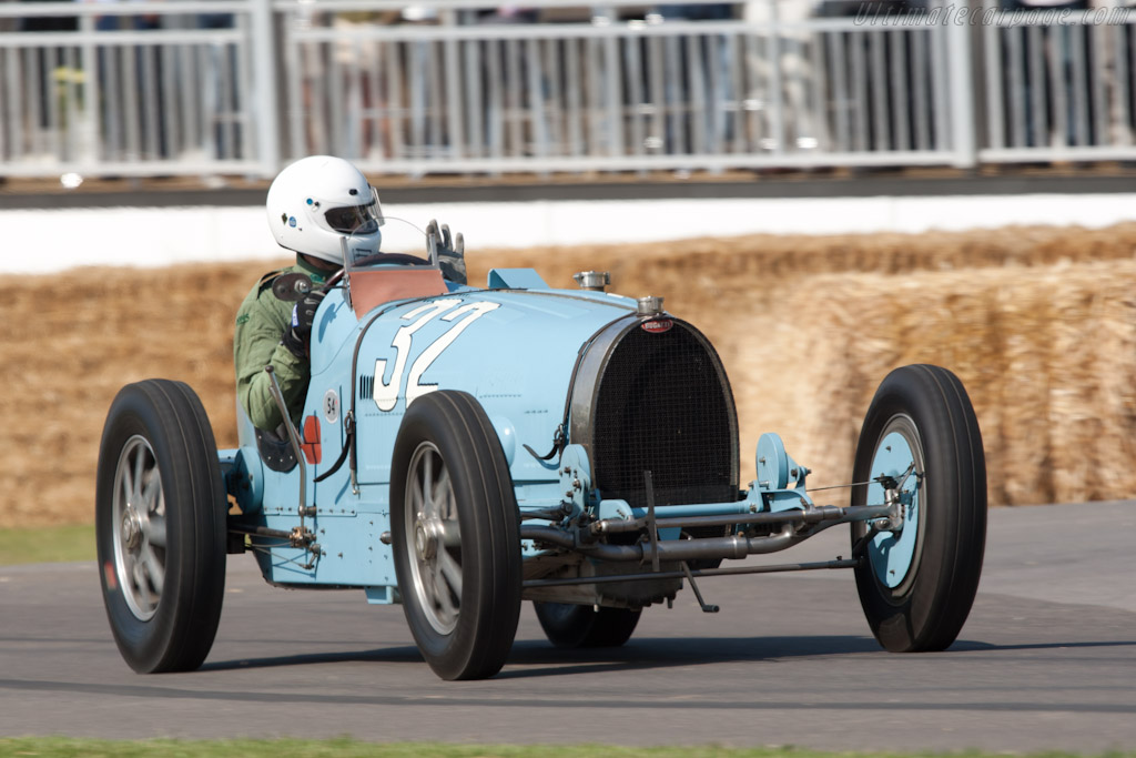 Bugatti Type 54 - Chassis: 54210   - 2011 Goodwood Festival of Speed