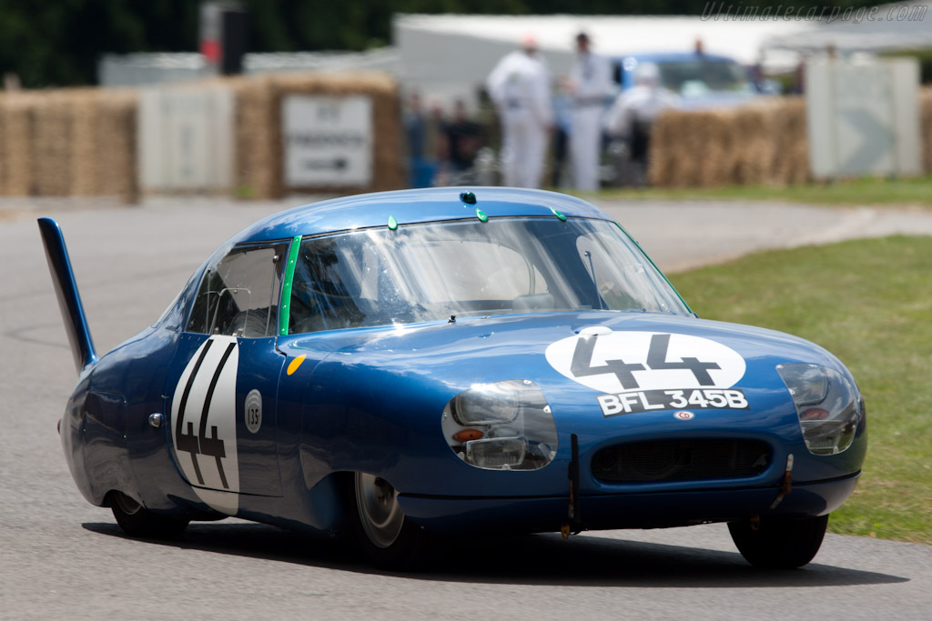 CD Panhard 3 - Chassis: 64/2   - 2011 Goodwood Festival of Speed