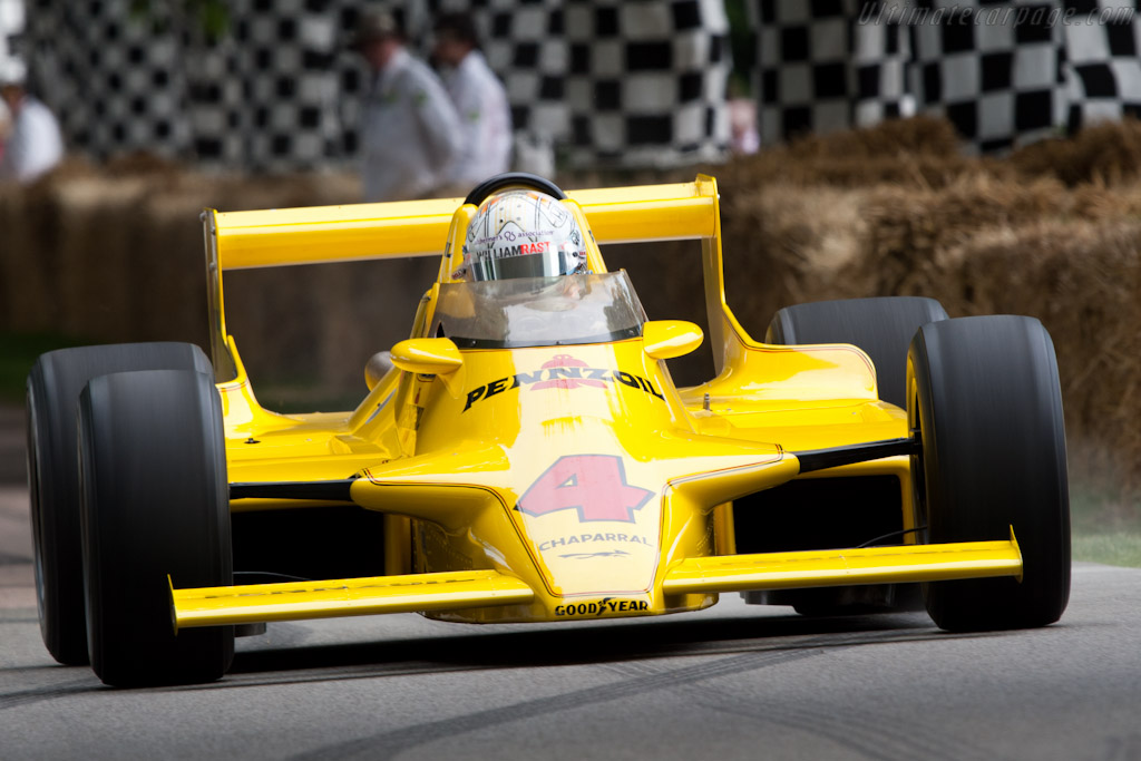 Chaparral 2K Cosworth    - 2011 Goodwood Festival of Speed