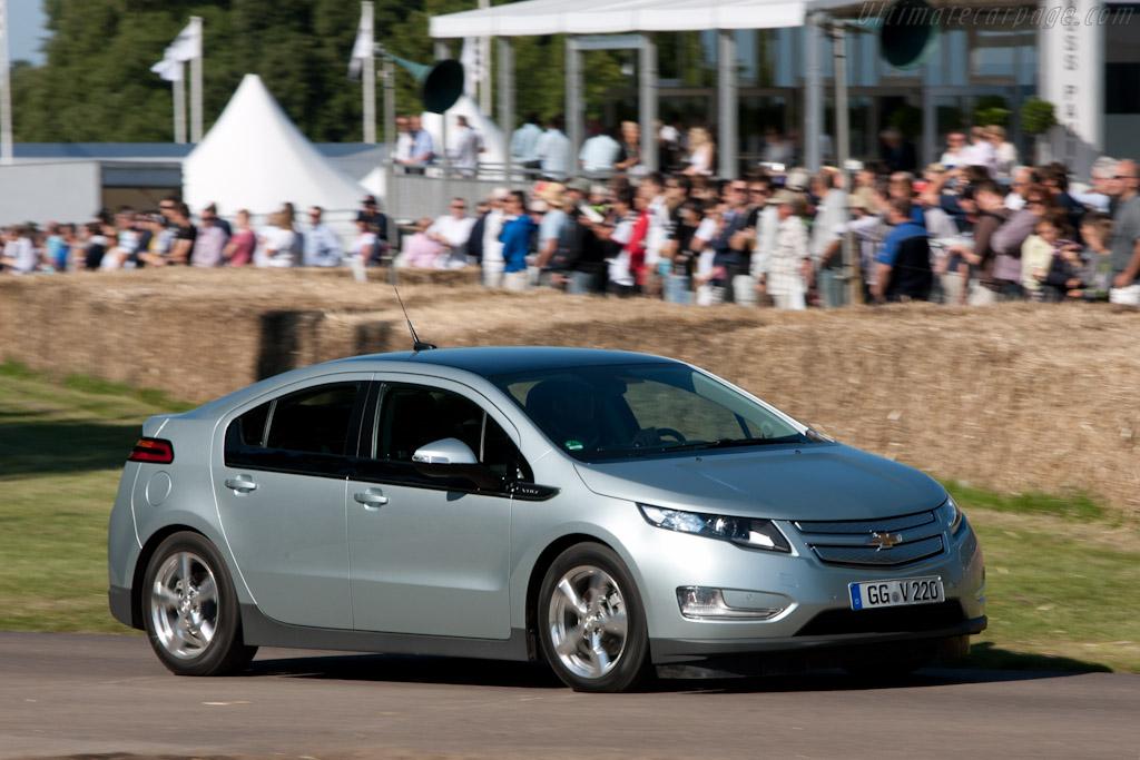 Chevrolet Volt    - 2011 Goodwood Festival of Speed