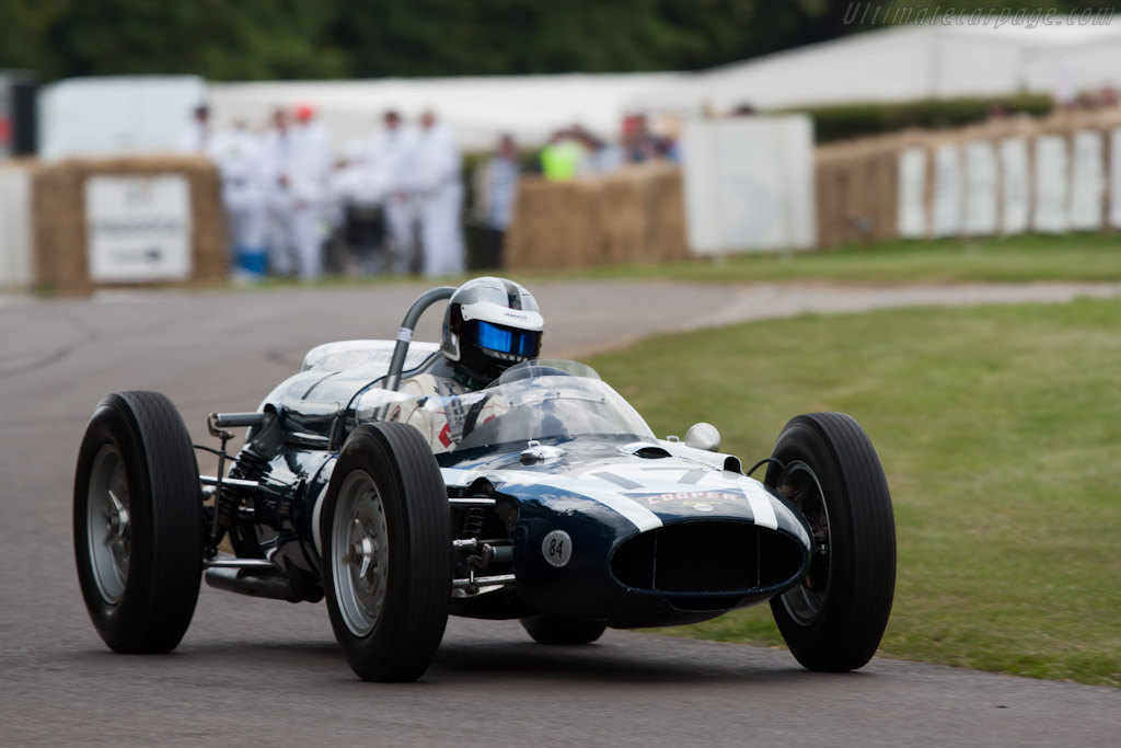 Cooper T54 Climax - Chassis: IS/61/01   - 2011 Goodwood Festival of Speed